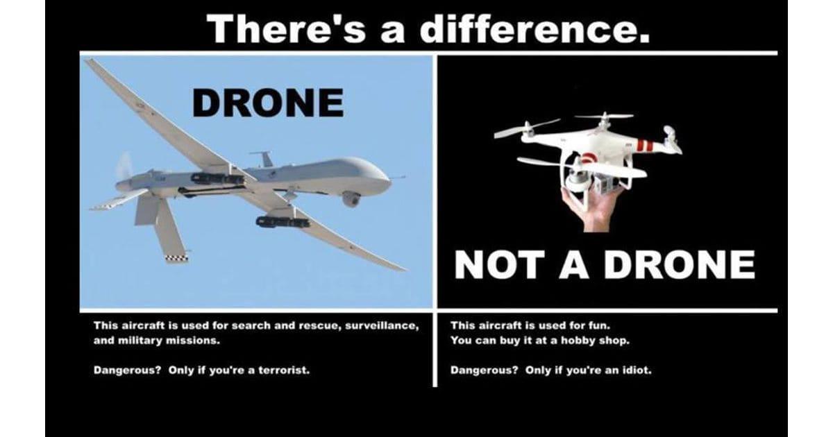 Dji Spark Vs Mavic Pro >> Nueva normativa drones.