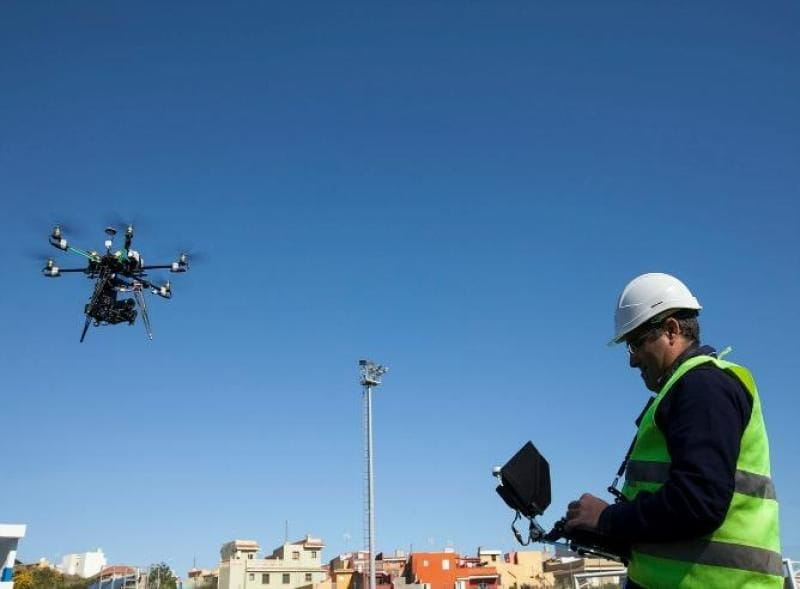 Nrmativa drones