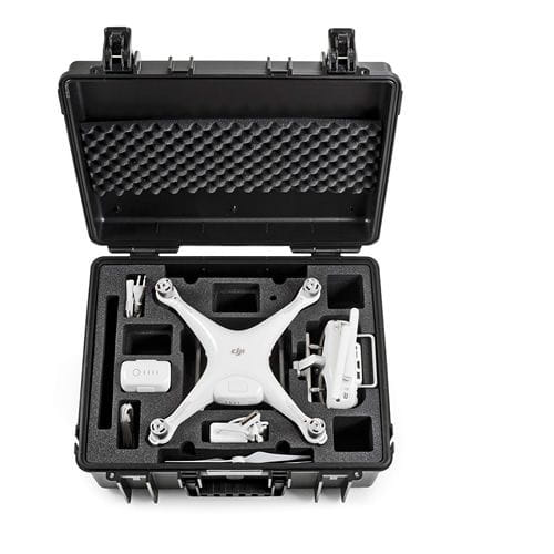 Maleta Kitther Type 6000 para Phantom 4, 4 Pro y 4 Pro Plus