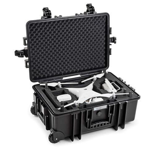 Maleta Kitther Type 6700 para Phantom 4, 4 Pro y 4 Pro Plus