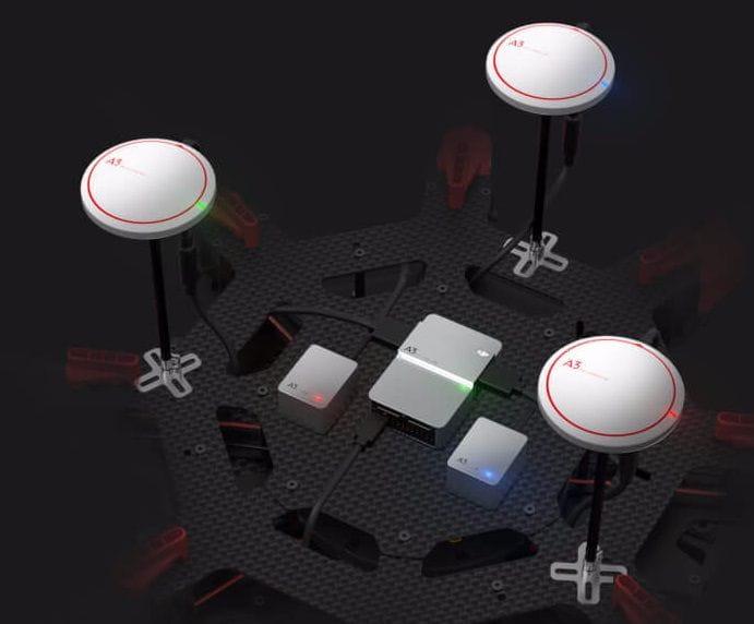 A3 PRO DJI ( 3x GPS y 3x IMU)