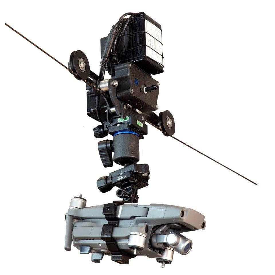 Portable Wirecam Cablecam