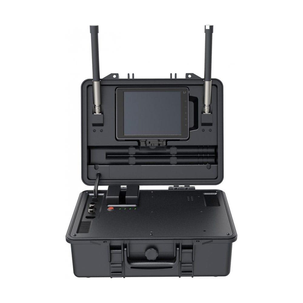 DJI Aeroscope – Sistema de detección de drones
