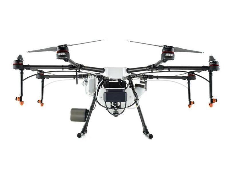 Dron DJI AGRAS MG-1P para agricultura de precisión