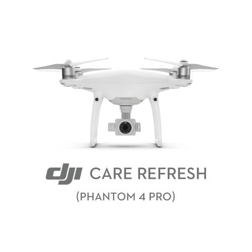 Phantom 4 Pro DJI CARE Refresh con Franquicia (1 Año)