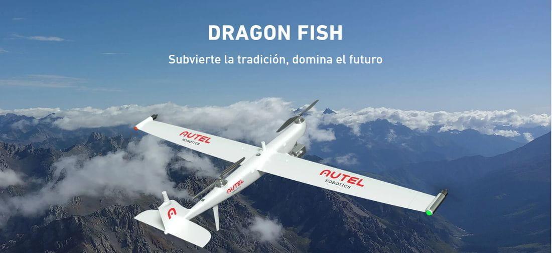 Autel Dragon Fish