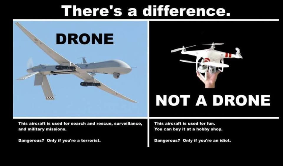 drone vs phantom