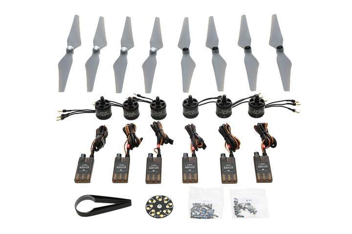 E305 Hexa Set Propulsion (Tuned Propulsion System)