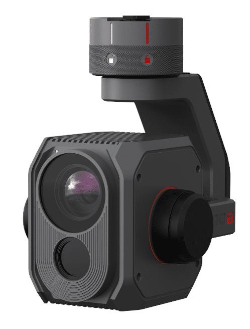 E10TX Camera 320p (FLIR®) thermal and RGB, 50° FOV/ 4.3mm