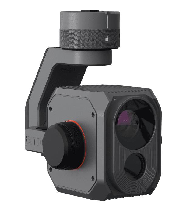 E10TX Camera 320p (FLIR®) thermal and RGB, 24° FOV/ 9.1mm