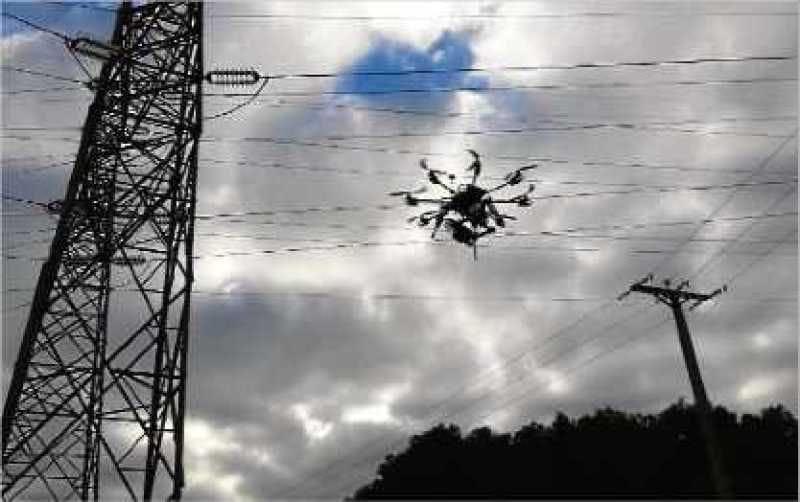 Multicopteros Endesa