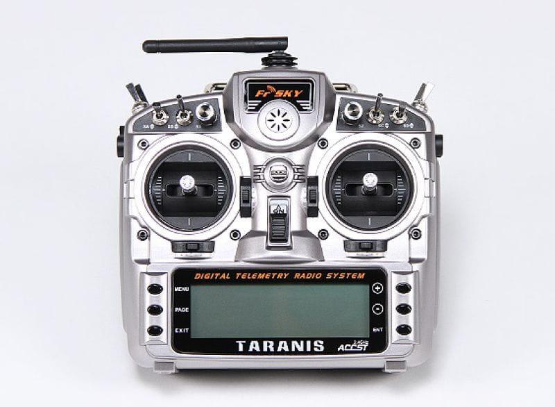 FRSKY Taranis X9D 2.4G Telemetria +Rx X8R Combo