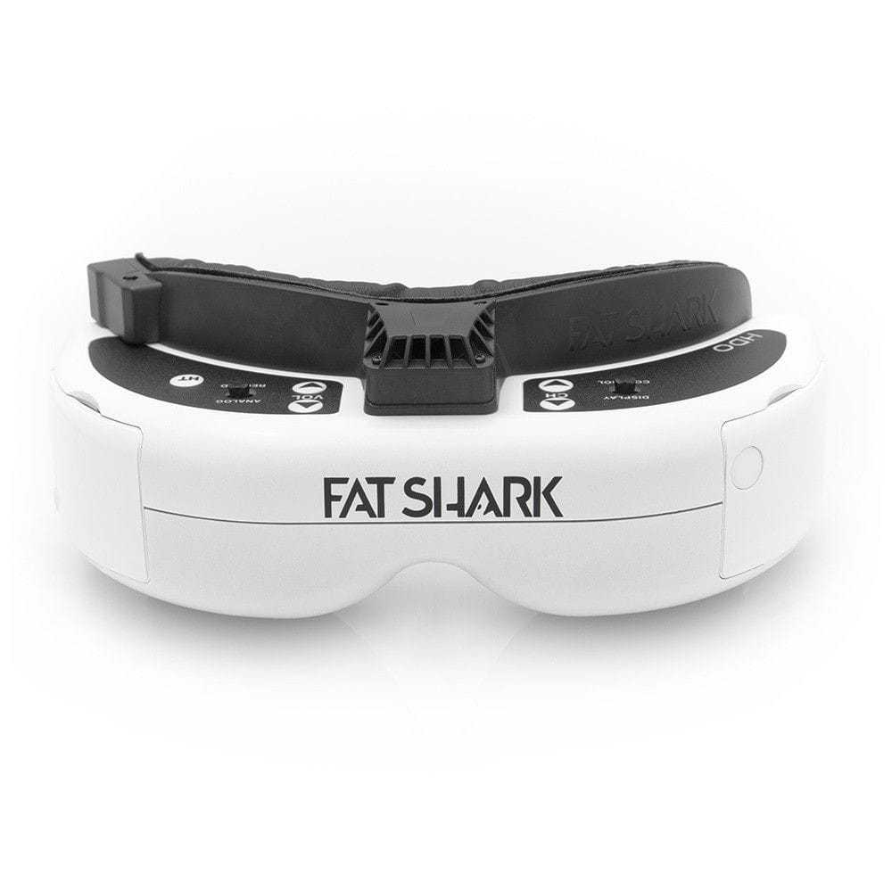 FatShark Dominator HDO Caja Batería 18650 XGA, 37ºFOV