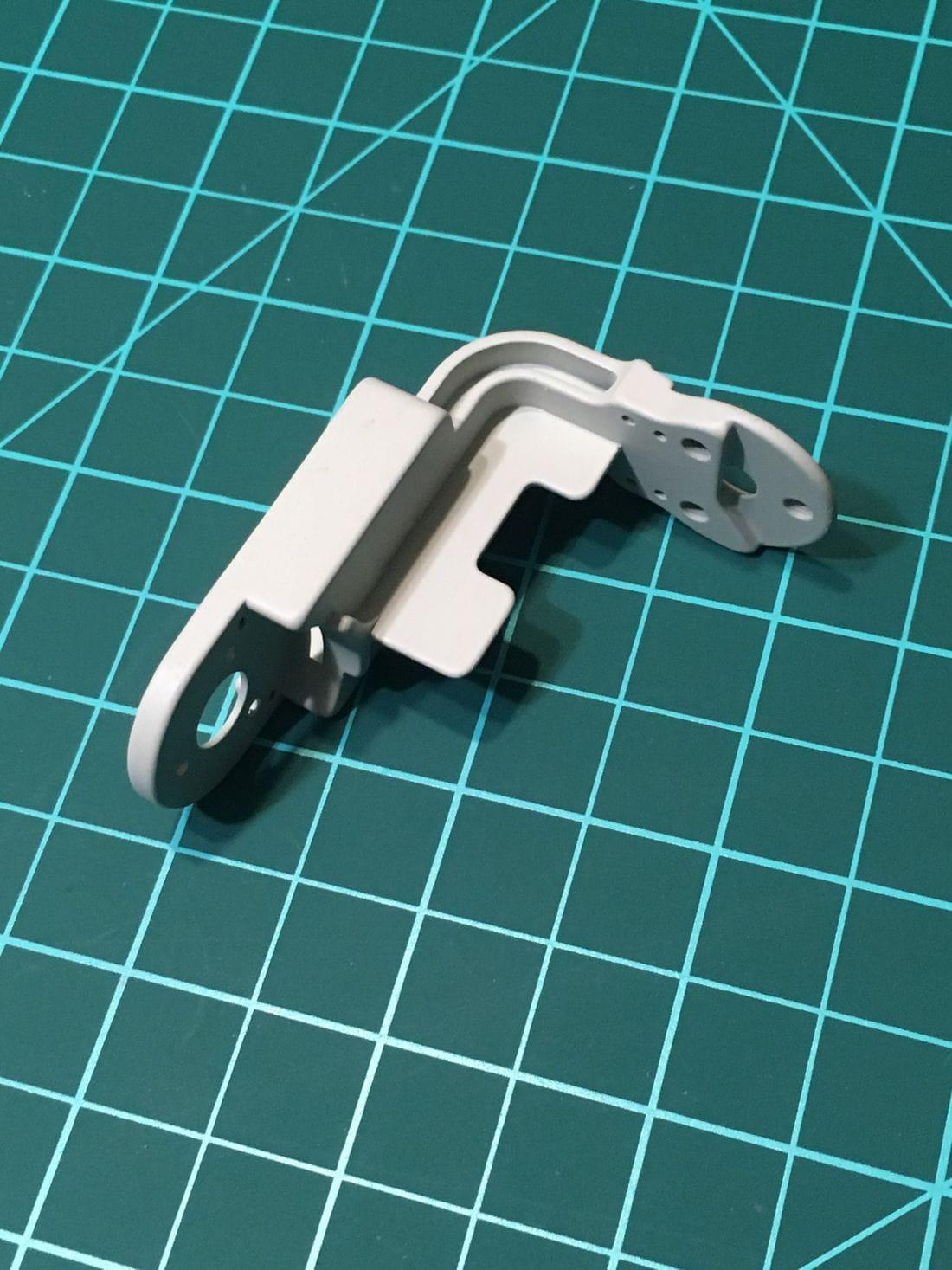 Piezas de reparación de brazo de gimbal Yaw para DJI Phantom 4 Pro / Pro +