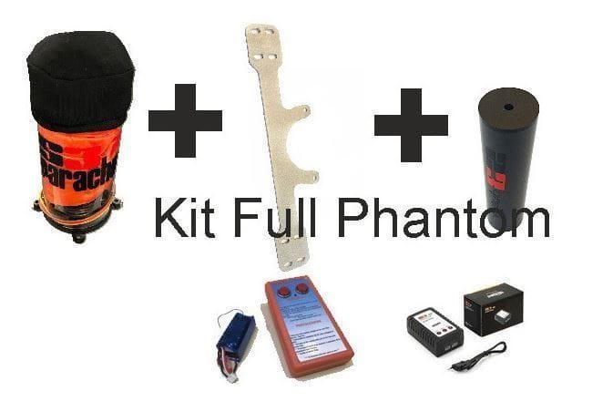 Kit Completo s3 parachute Paracaidas para Serie Phantom 4