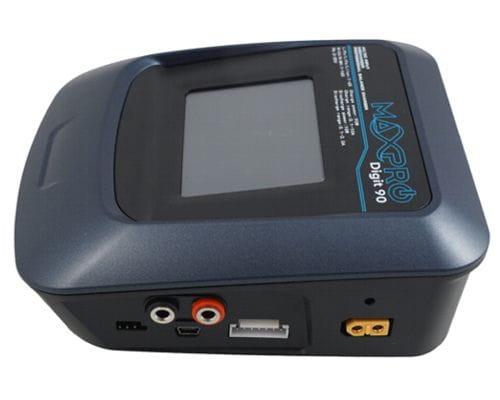 Cargador MaxPro Digit 90 Tactil, AC/DC, 1-8S, 10 Amp. 90W
