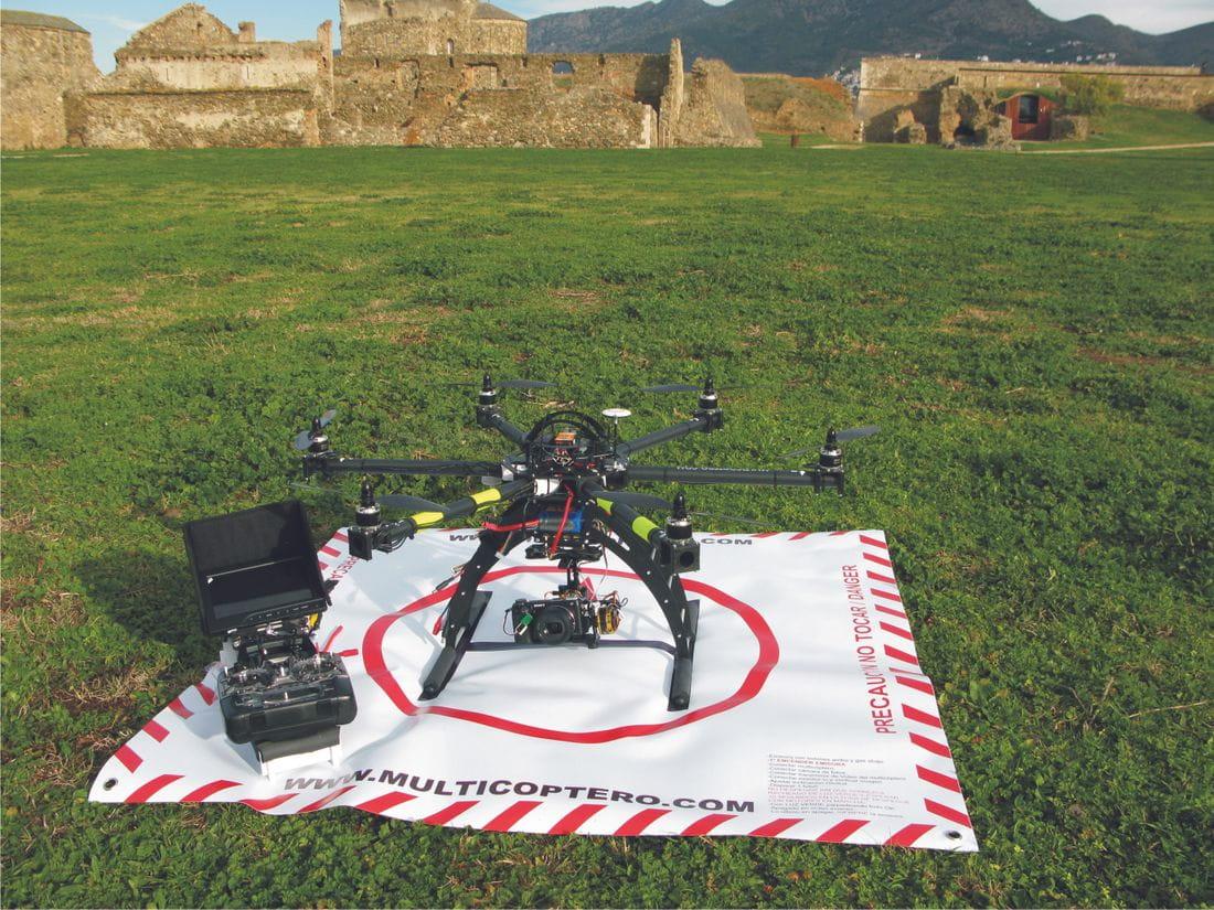 Multicopteros PARA PROFESIONALES