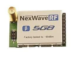 Modulo receptor NexWaveRF 5.8Ghz 3 Bandas para FatShark D