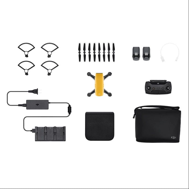 DJI Spark Amarillo Pack Vuela Mas Disponible!
