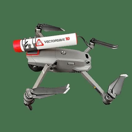 Paracaídas VectorSave 10 para dron DJI Mavic 2 series