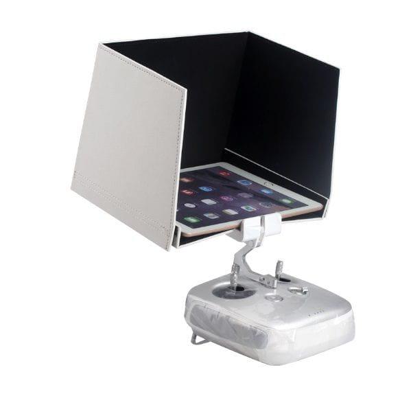 Parasol 9.7'' Tablet/Ipad para Emisora DJI Inspire 1 y Phantom 3