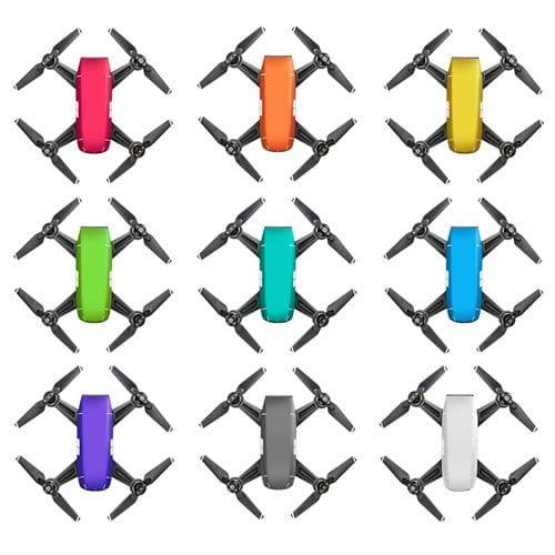 PGYTECH Set de Pegatinas Varios Colores para Spark