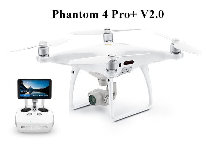Phantom 4 Pro+ V2.0 Incluye tablet 5.5''
