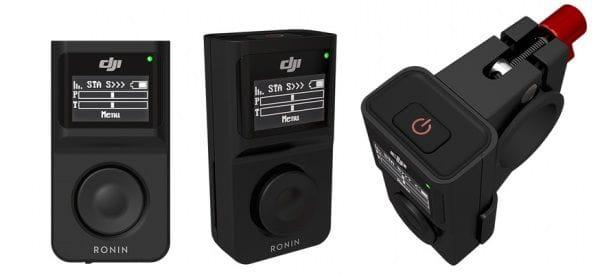 Controlador Inalambrico para Ronin M (Thumb Controller)