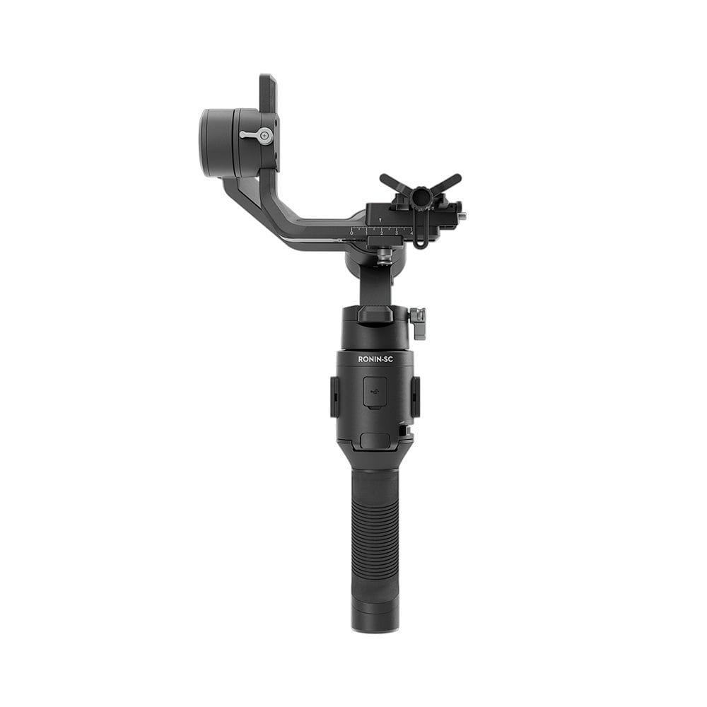 DJI Ronin-SC – Estabilizador ligero de mano de 3 ejes
