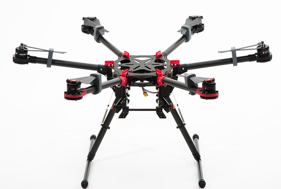 DJI S900 + A2 + Zenmuse Z15(Nex5/7, GH3, GH4, BMPC) + Lightbridge Full HD