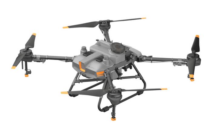 Dron DJI AGRAS T10 para agricultura de precisión