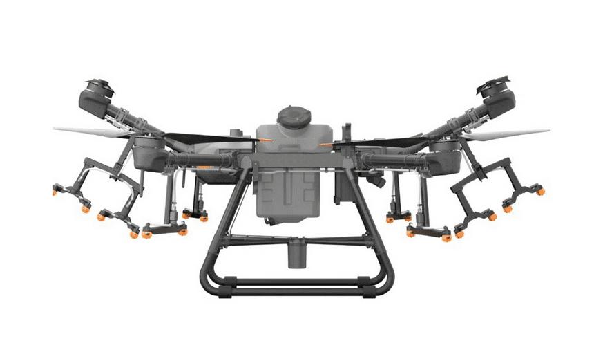 Dron DJI AGRAS T30 para agricultura de precisión