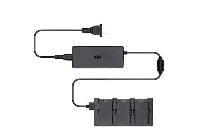 Spark - (HUB) Puerto de carga de baterías. Parte 5.