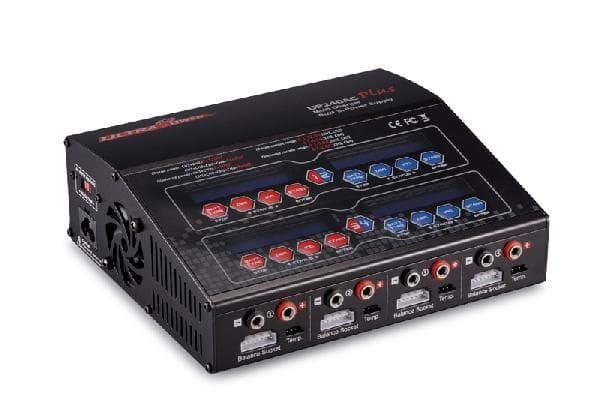 Multicharger Ultra power 4 Salidas AC/DC 240W 1-6S A123/