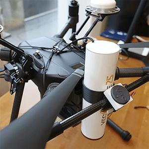 Paracaídas VectorSave 25 para dron DJI Matrice M210