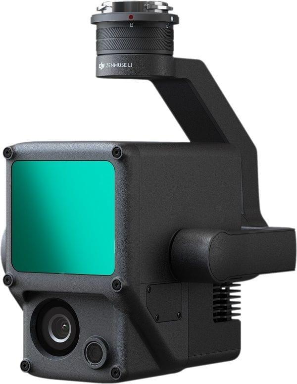 Zenmuse L1 LIDAR+RGB