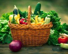 Productes naturals de la nostra horta.