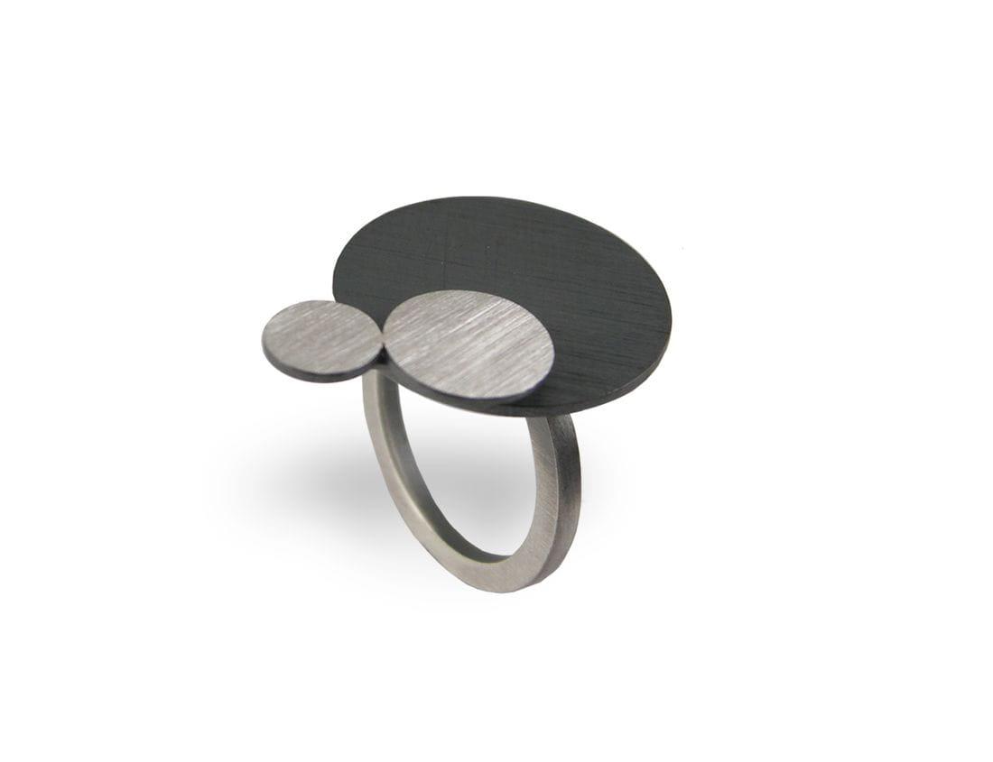 VLADIMIR anell de plata