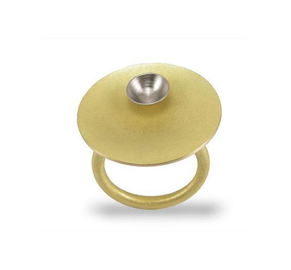 Gold ring  VLADIMIR