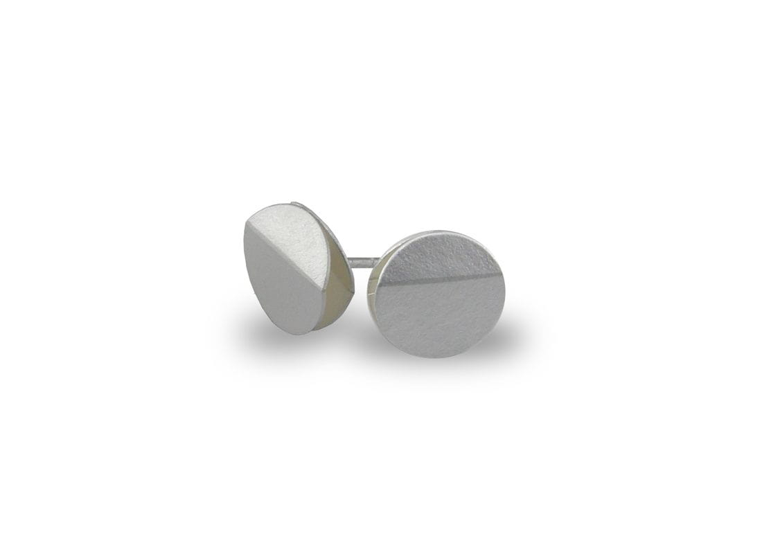 VLADIMIR arracades minis de plata
