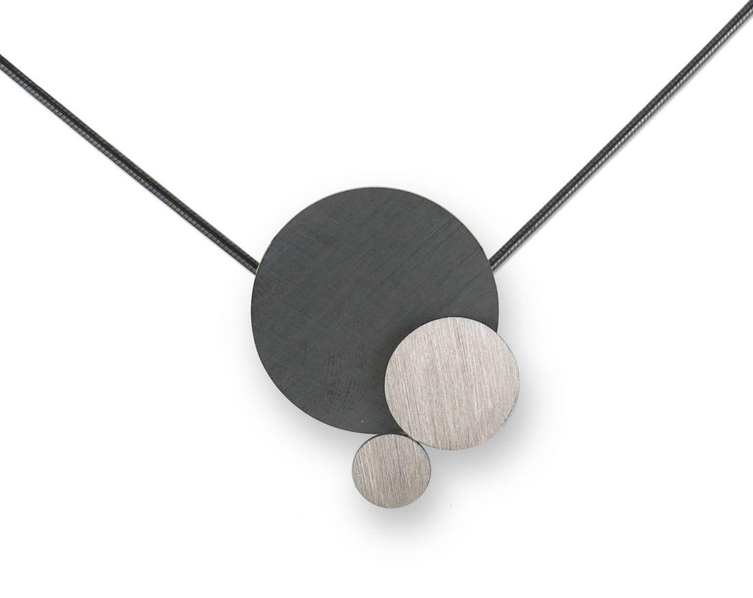 VLADIMIR sterling silver pendant