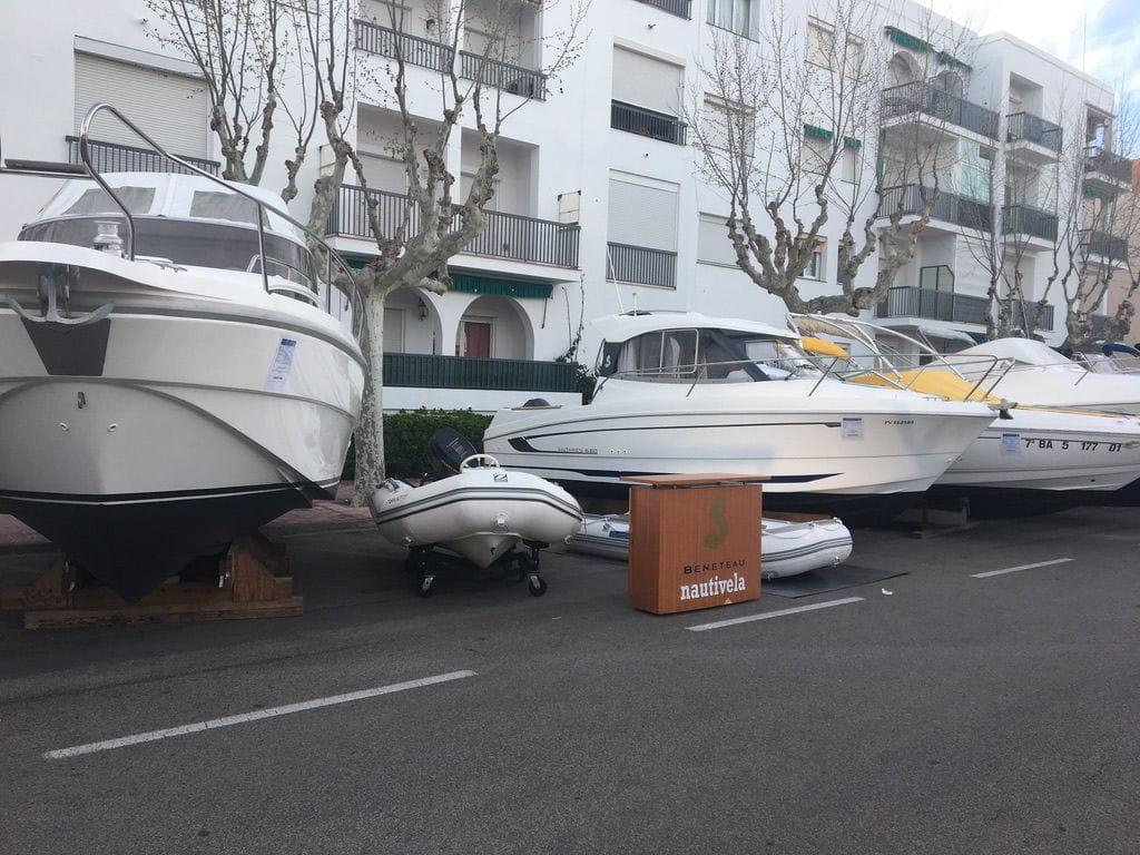 Foire du bateau d 39 occasion - Salon nautique empuriabrava ...