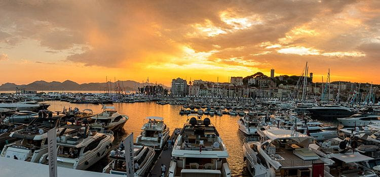 NAUTIVELA - Yachting Festival (Cannes)