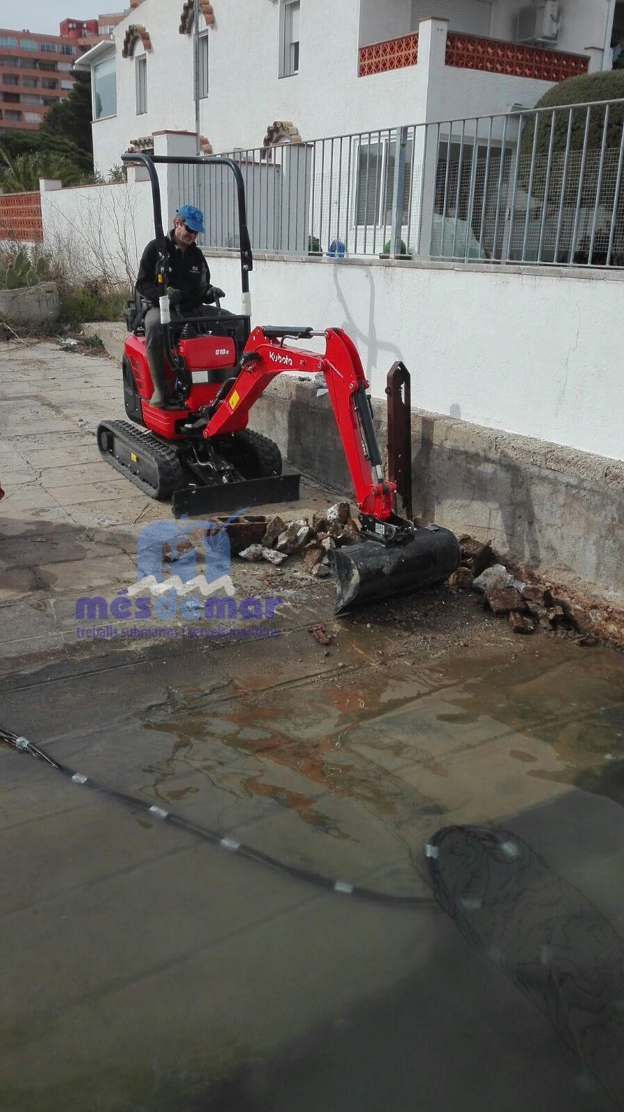Mini excavadora Kubota U10-3