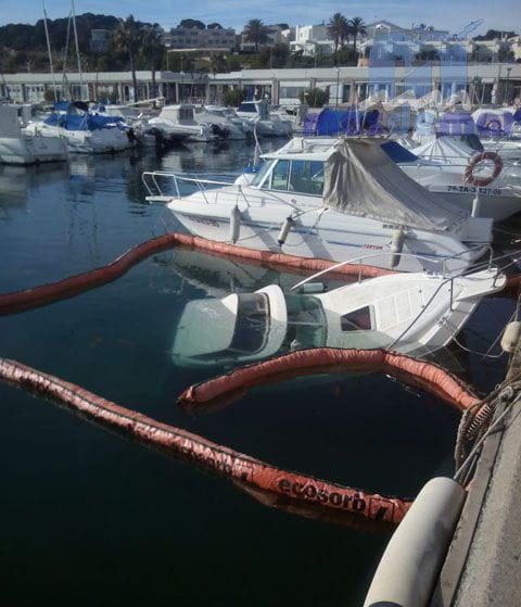 Reflotament d'embarcacions