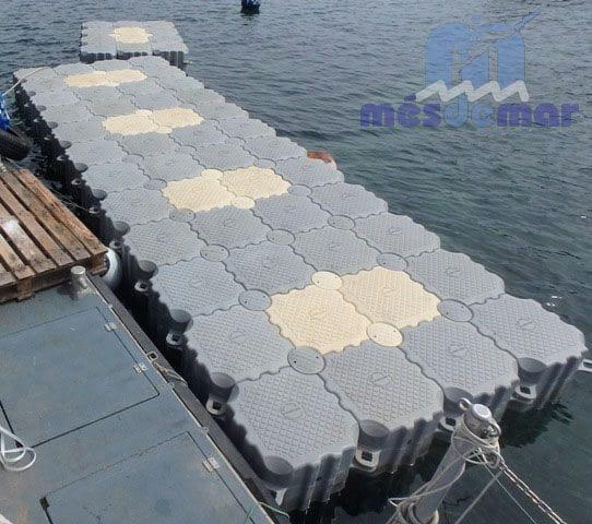 Plataformes flotants
