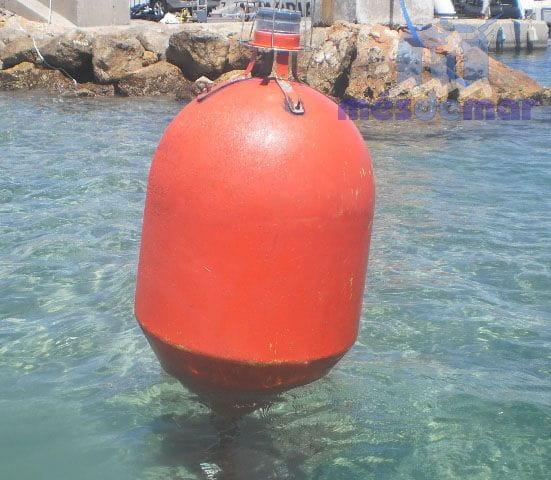 Boya de señalización marítima