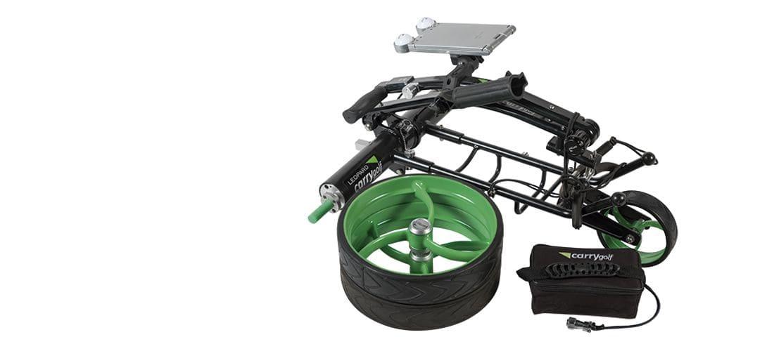 Podrá hacer su carrito de golf único, con colores elegantes y actuales.