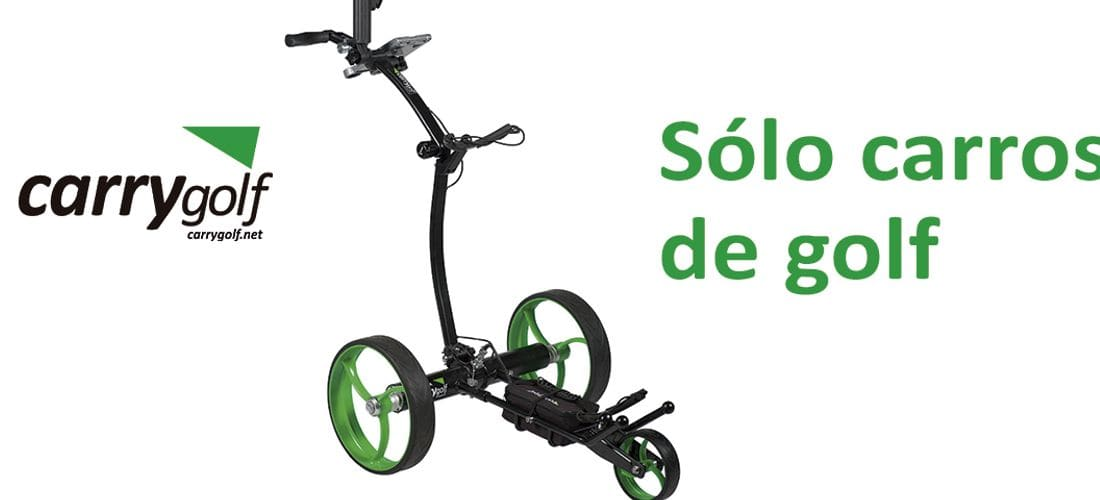 Manufacture and sale Specialists in electric golf trolleys
