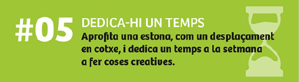 Consell Creativitat 5